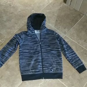 Boys medium 10-12 xersion hoodie zip up